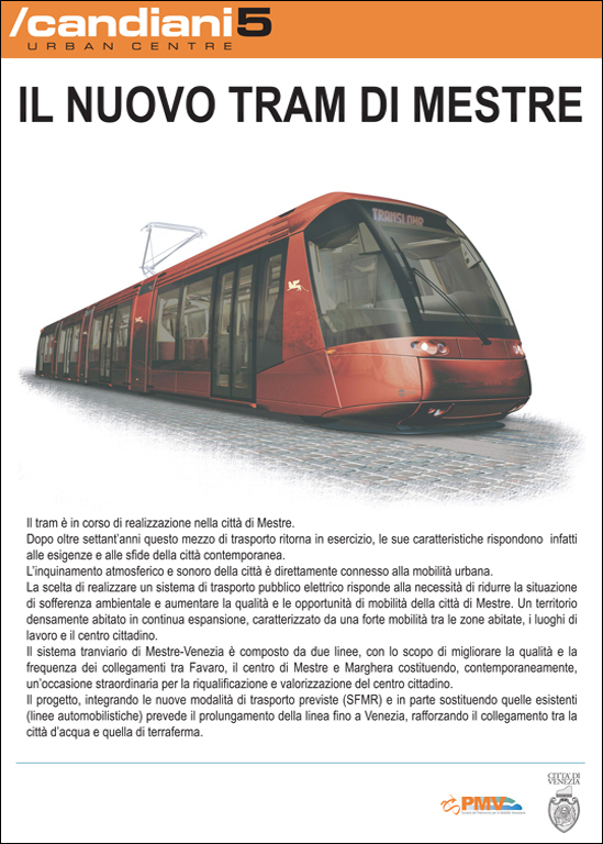 linea1 tram Venezia