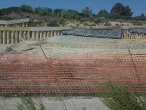 Rettilineo a Serradifalco, i lavori sembrano procedere celermente