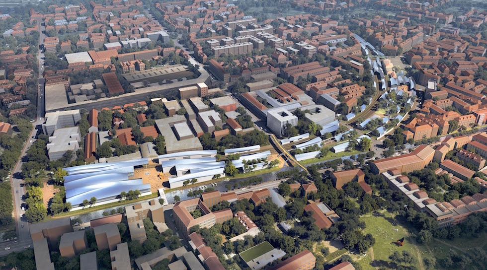 Porta Genova, Mad Architects