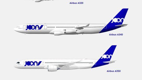 Air France lancia Joon, la compagnia aerea dei millennial