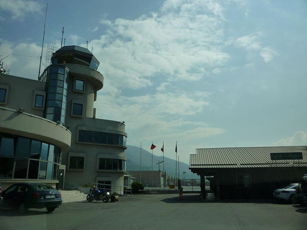 Aeroporto Aosta : Aeroporto aosta pronto entro il mobilita