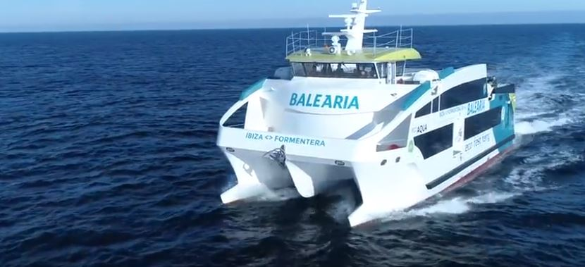 Eco Aqua di Baleària 1