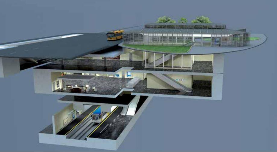 Stazione Arco Mirelli