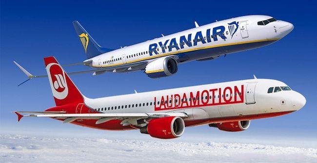 Ticinonline - Ryanair acquisisce il 100% di Laudamotion