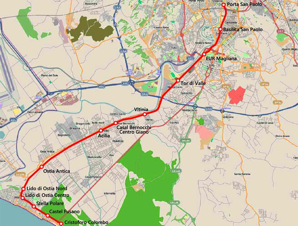 Mappa_ferrovia_Roma-Lido-1024x778