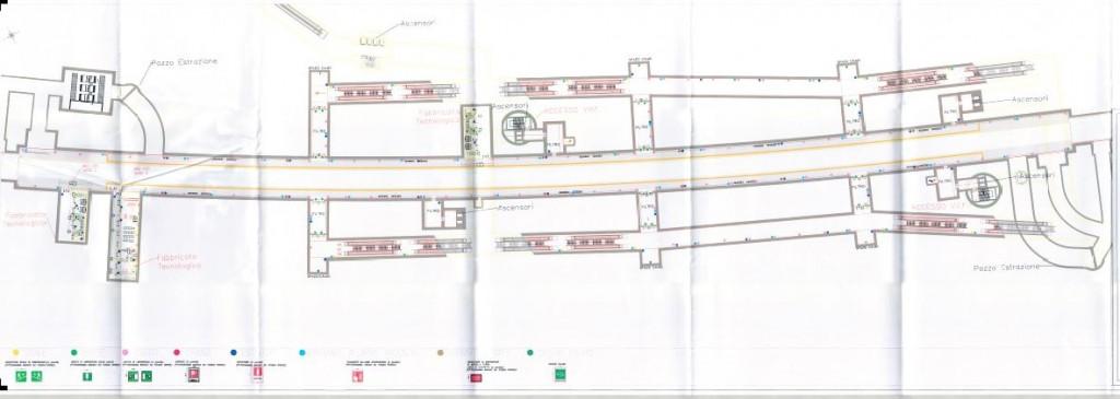 Stazione Taormina - Piano Banchina