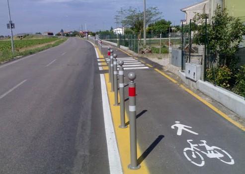 BOLOGNA | Si avvia a completamento la linea 6 della Bicipolitana –  Mobilita.org