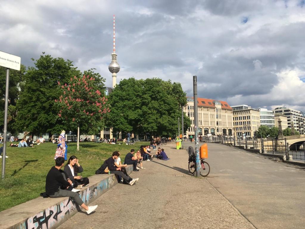 Berlino, foto di Asia Gibbels